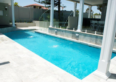 Custom Built Concrete Pools Perth WA