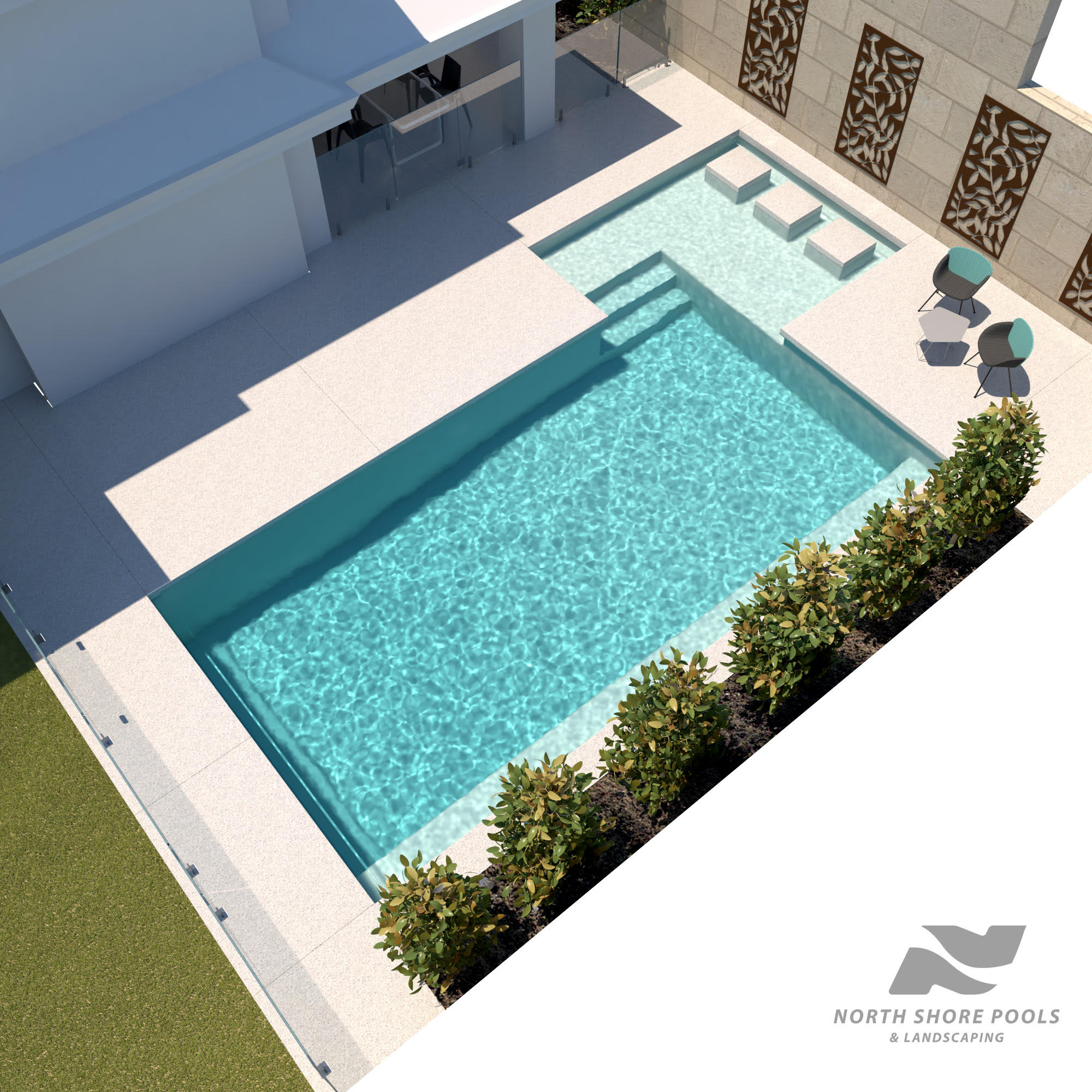 See Your Dream Pool Come to Life With Our 3D Swimming Pool ...